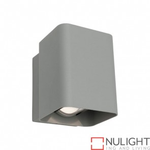 Pilsen Exterior Wall Light Silver COU