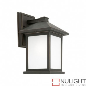 Plymouth 1 Light Exterior Bronze COU