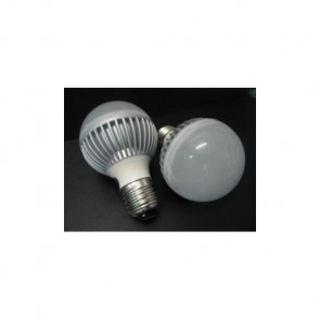 10W E27 LED Light Bulb with Diffused acrylic dome Prisma