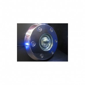 LED 316 Stainless Steel Outdoor Waterproof Well / Pond Light Prisma