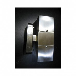 PRI-24 LED Wall Sconce Square MR16 Double Prisma
