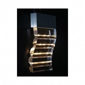 Wave 3 Light LED Wall Light Prisma