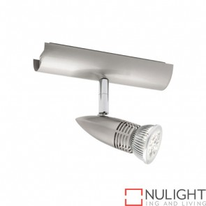 Proton 1 Light Satin Chrome COU