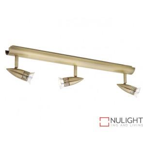 Proton 3 Light Rail Antique Brass COU