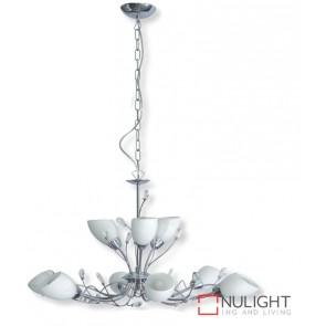 Decor 9L Pendant Chrome 40W ASU