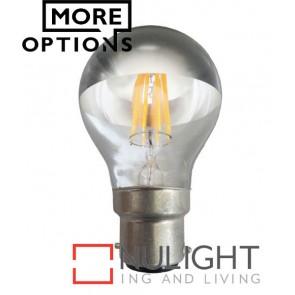 LED Filament R50 Crown Mirror Globes CLA