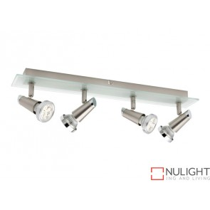 Saturn 4 Light Rail GU10 Halogen COU