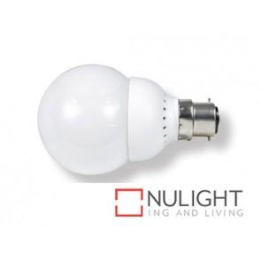 Lamp Self Ballasted Fluro 11W B22 Warm White Ball ASU