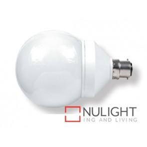Lamp Self Ballasted Fluro Ball 20W B22 Warm White ASU