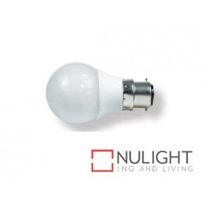 Lamp Self Ballasted Fluro Sm Rnd 5W B22 Warm White ASU
