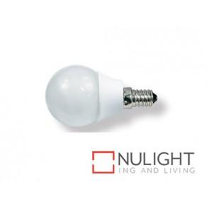 Lamp Self Ballasted Fluro Sm Rnd 5W E14 Warm White ASU