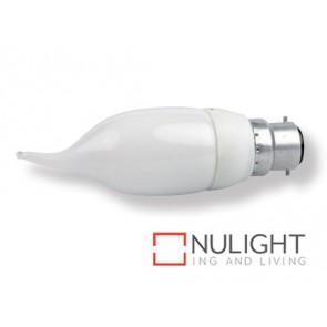Lamp Self Ballasted Fluro Candle 5W B22 ASU