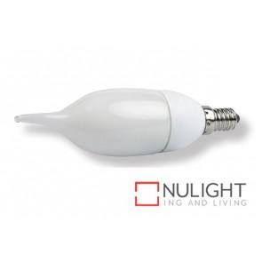 Lamp Self Ballasted Fluro Candle 5W E14 ASU