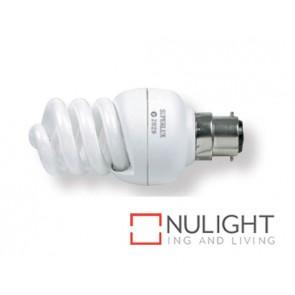 Lamp Self Ballasted Fluro Spiral14W B22 Warm White ASU