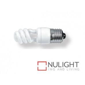 Lamp Self Ballasted Fluro Mini 7W E27 Warm White ASU