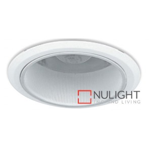 Down Light Sd125-White Ring White Baffle ASU