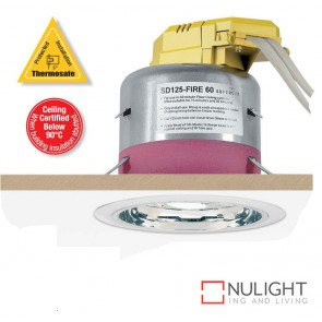 Down Light-Sbf-60 Min Fire Rated ASU