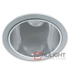 Down Light E27 Heatlamp Par38 Satin Chrome ASU
