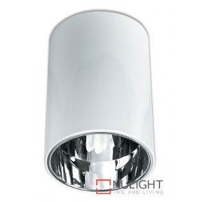 Down Light Surface 1X18W White ASU