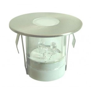 Brighton Round LED Deck Light Kit (5 units) Seaside Lighting