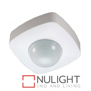 SENSOR Ceiling mount White Square 3 Wire 360D (Detection Distance 20m max) OD 102.5mm IP20 CLA