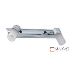 Spot Halogen G9 Glass Double Chrome ASU