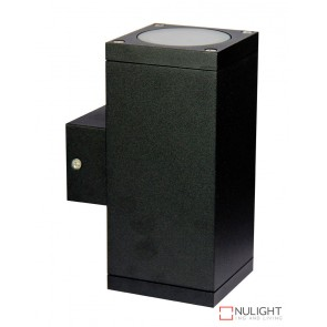 Kube Gu10 Twin Black No Lamp Included ORI