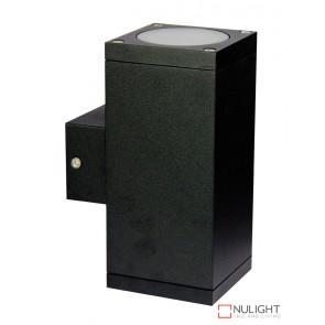 Kube Gu10 Twin Black No Lamp Included ORI
