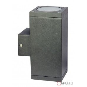 Kube Gu10 Twin Graphite No Lamp Included ORI