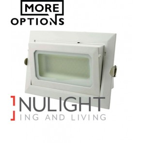 Shop Lighter Rectangular LED Shop Downlights CLA