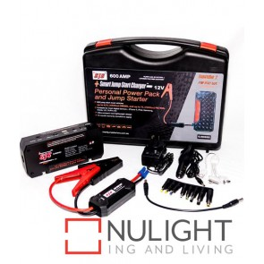 EXELITE PERSONAL PACK AND JUMP STARTER CLA