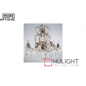 Venice Light Clear Crystal Pendant VAM