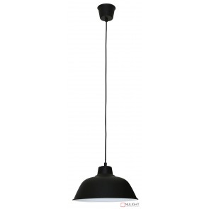 Forge 300 Single Pendant Black ORI