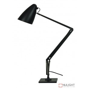 Lift Reproduction Desk Lamp Rubbed Bnz ORI