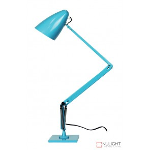 Lift Reproduction Desk Lamp Teal ORI