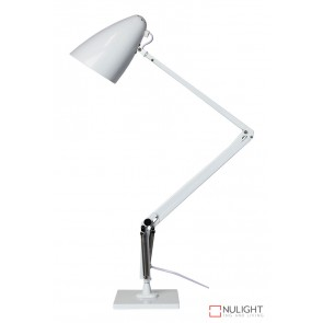 Lift Reproduction Desk Lamp White ORI