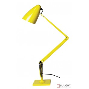 Lift Reproduction Desk Lamp Yellow ORI