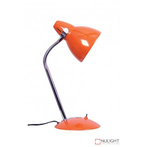 Trax Desk Lamp Orange ORI
