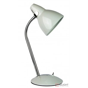 Trax Desk Lamp White ORI