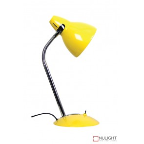 Trax Desk Lamp Yellow ORI