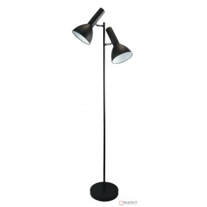 Vespa Twin Floor Lamp Black ORI
