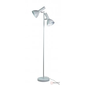 Vespa Twin Floor Lamp White ORI