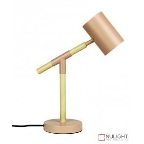 Ludo Desk Lamp Pale Pink ORI