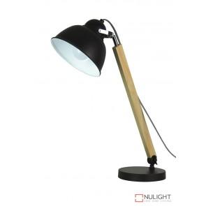 Steam Desk Lamp Matt Black ORI
