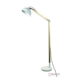 Steam Floor Lamp Matt White ORI