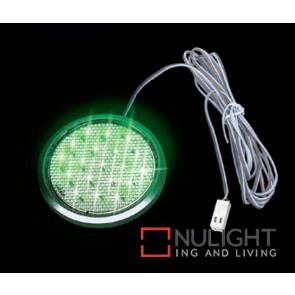 Led Circular 58 Dia 19 X Green ASU