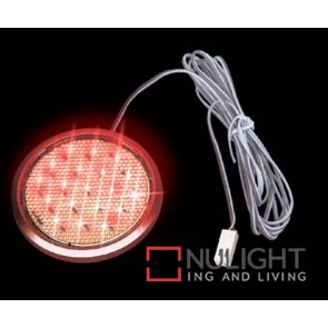 Led Circular 58 Diam 19 X Red ASU