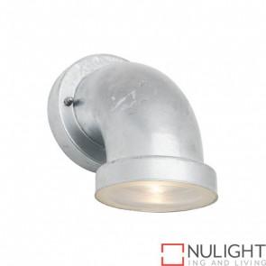 Snorkel 1 Light LED Exterior Galvanized COU
