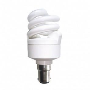 Spiral SES and SBC Light Bulb CLA Lighting