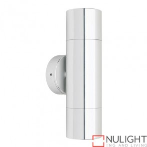 Stockholm 2 Light Wall Aluminium Frame COU